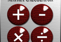 Matrix Calculator Plus HD