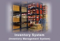 Inventory System (Inventory Management System)